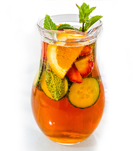 Pimms, perfect for summer catering